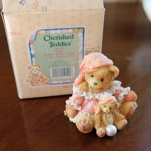 "Cherished Teddies ""Carrie"" Gypsy Figurine"